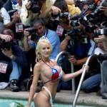 Luciana Salazar: Cuando ganó la corona en Viña (Video de piscinazo)