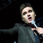 Morrissey llegó a Chile para presentarse el viernes en Festival de Viña