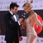 Gala 2012: Kenita fue criticada por su vestido