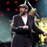 Juan Luis Guerra cerró con éxito el Festival de Viña 2012 (Vídeo)