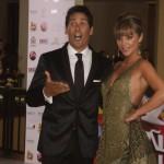 Los mejores atuendos en Gala 2012