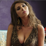 La foto de Perla desnuda que circula en Twitter