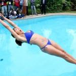 (VIDEO) Catherine Fulop: Su escultural cuerpo la hizo merecedora de la corona en Viña 2009