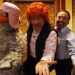 Profesor Rossa y sus negociaciones con Festival de Viña 2012
