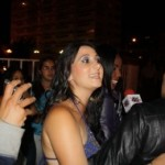 Lola Ilich llega tarde a Gala de Viña 2012